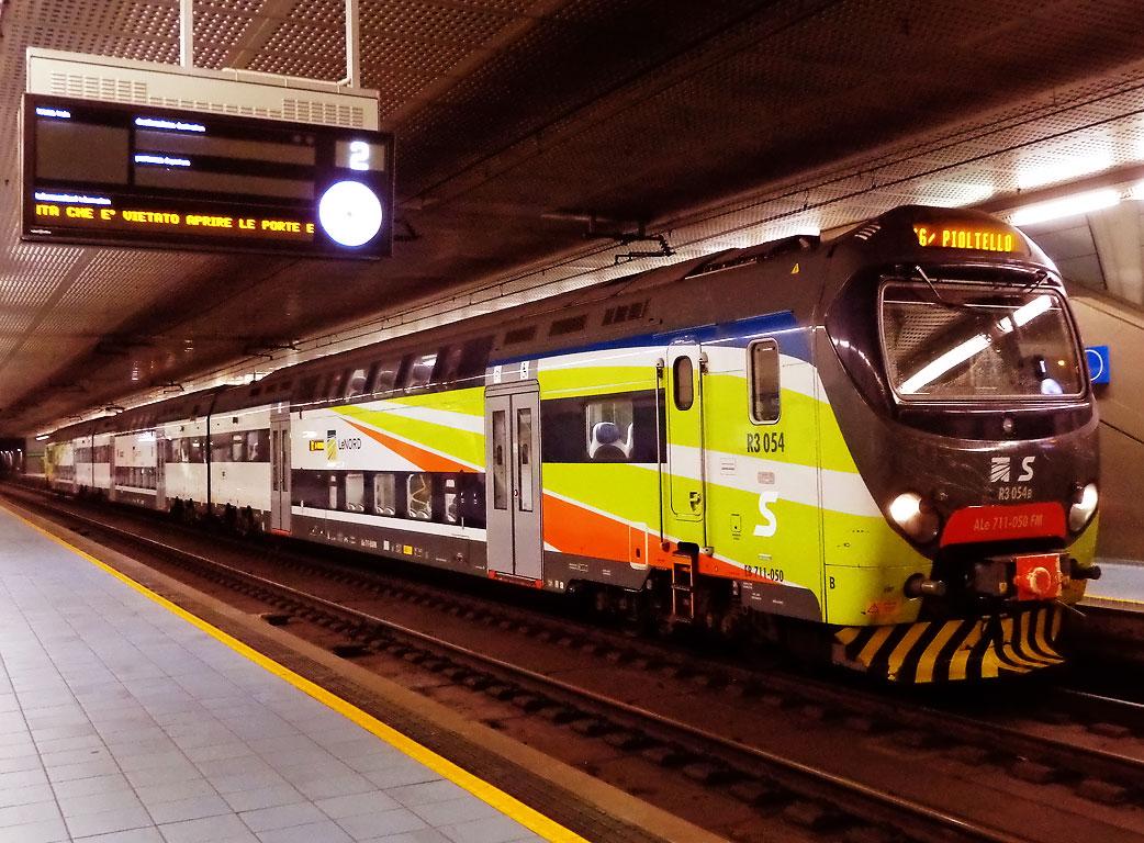 Orari passante ferroviario milano - Passante ferroviario porta garibaldi ...