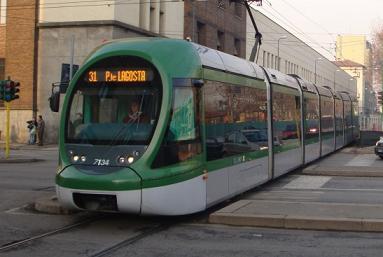 La nuova metrotranvia 31