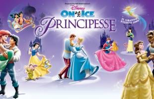 Disney Principesse On Ice