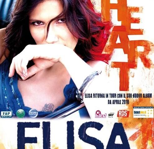 Elisa tour 2010