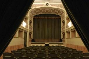 palcoscenico teatro