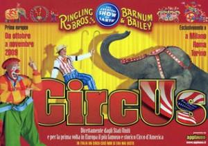 ringling bros: circo Americano
