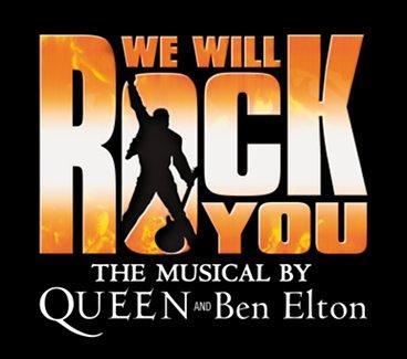 We Will Rock You - La Locandina