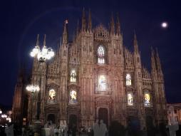 LED: Duomo di Milano