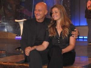 Claudio Bisio e Vanessa Incontrada