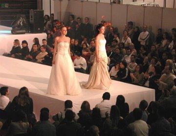 Una sfilata di Milano Sposi