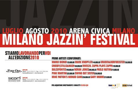 Milano Jazzin' Festival 2010