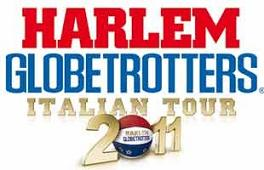 The Harlem Globetrotters Italian Tour 2011