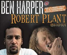 Ben Harper e Robert Plant
