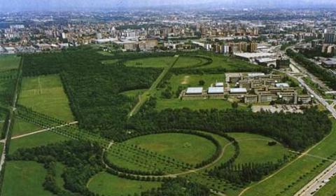 Il Parco Nord di Milano