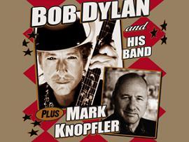 Bob Dylan e Mark Knopfler
