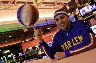 Blenda Rodriguez, uno dei migliori Ball-Handler della storia degli Harlem Globetrotters