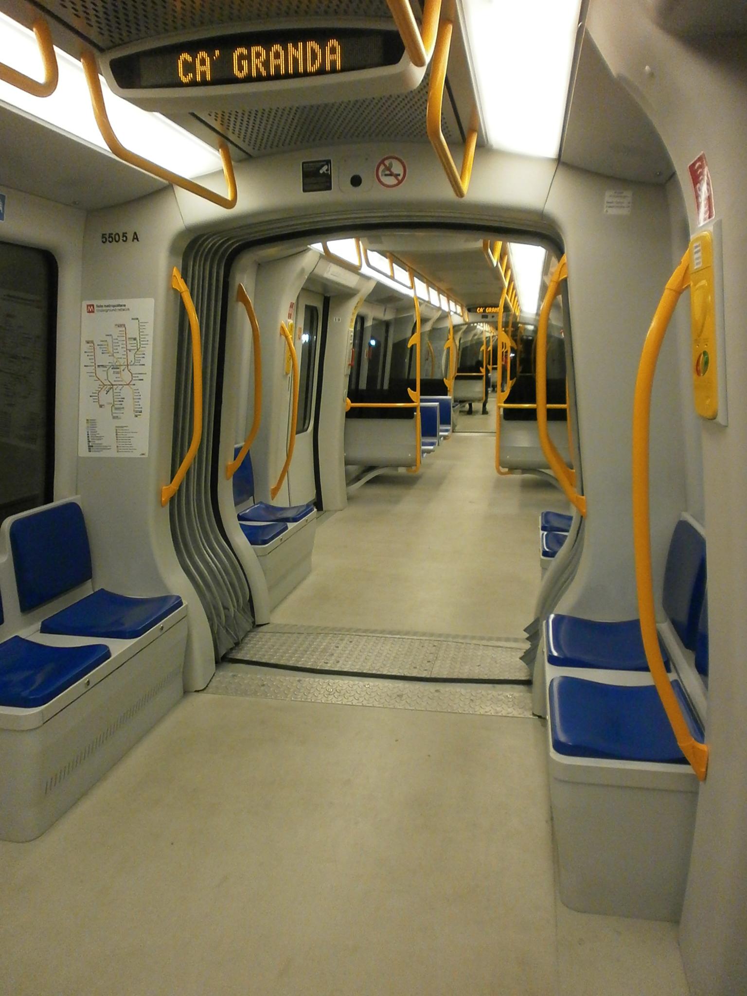 Metropolitana m5 bignami zara - Da porta garibaldi a milano centrale ...