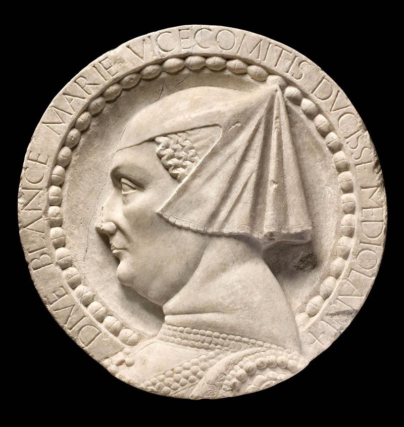 Bianca Maria Visconti, scultore lombardo