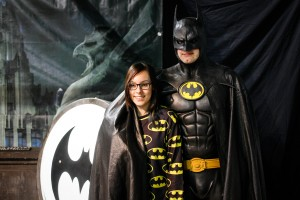 cartoomics - Cosplay Batman 2