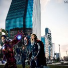 Avengers a Milano Wow spazio fumetto