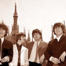 I Beatles sul Duomo