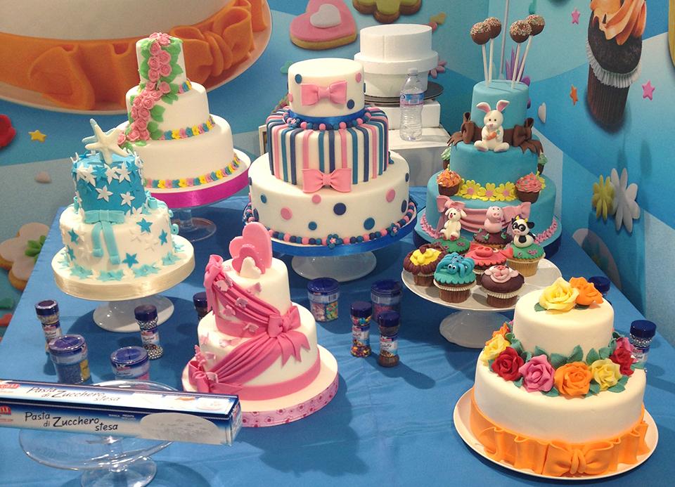 Corsi Cake Design Renato : Cake Design Festival 2015 - Milano-Italia