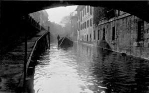 Anno 1920 VECCHIA MILANO Nella foto: il ponte di Via San Damiano FARABOLAFOTO ( 787964 )