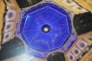 Cupola in Galleria Vittorio Emanuele