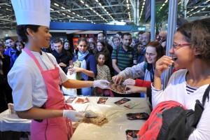 Salon du chocolat 2011 ©Julien Millet
