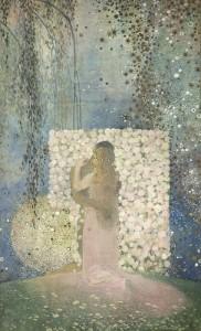 Galileo Chini, L'Amore (1919)