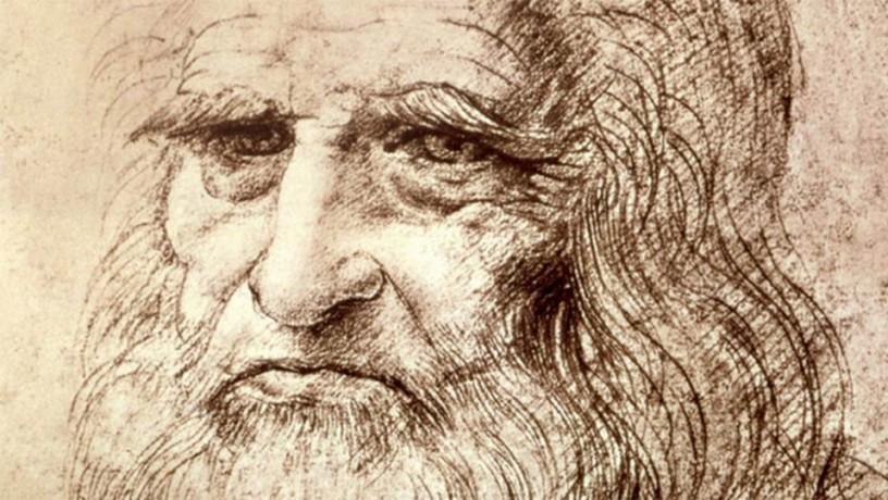 Leonardo, Autoritratto