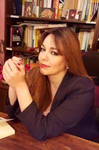 La storica, scrittrice e divulgatrice Jennifer Radulović