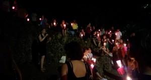 Passeggoata gotica a lume di candela con la storica e scrittrice Jennifer Radulović