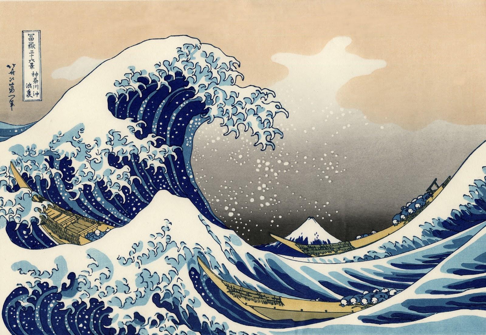 Hokusai e l'ukiyo-e in mostra a Palazzo Reale