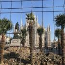 Palme in Duomo © La Stampa